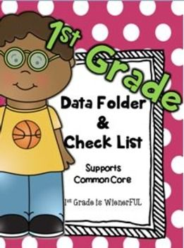 FREEBIE in the Preview! COMPLETELY UPDATED! IF you have this packet, please go to My Purchases and re-download.SOME PAGES ARE EDITABLE!!!! This is saved in PPTX (power point). So you can EDIT some of the pages. Make sure you have this program before you buy this packet.Do you use data folders to monitor student performance?