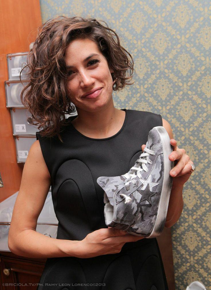 Giulia Michelini w/ 2STAR