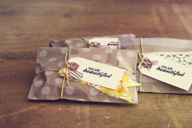 simple packaging idea: