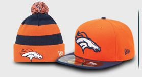 Denver Broncos Hats