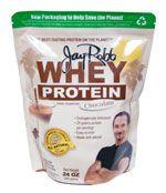 Jay Robb Whey Protein NO SUGAR 1g Carb