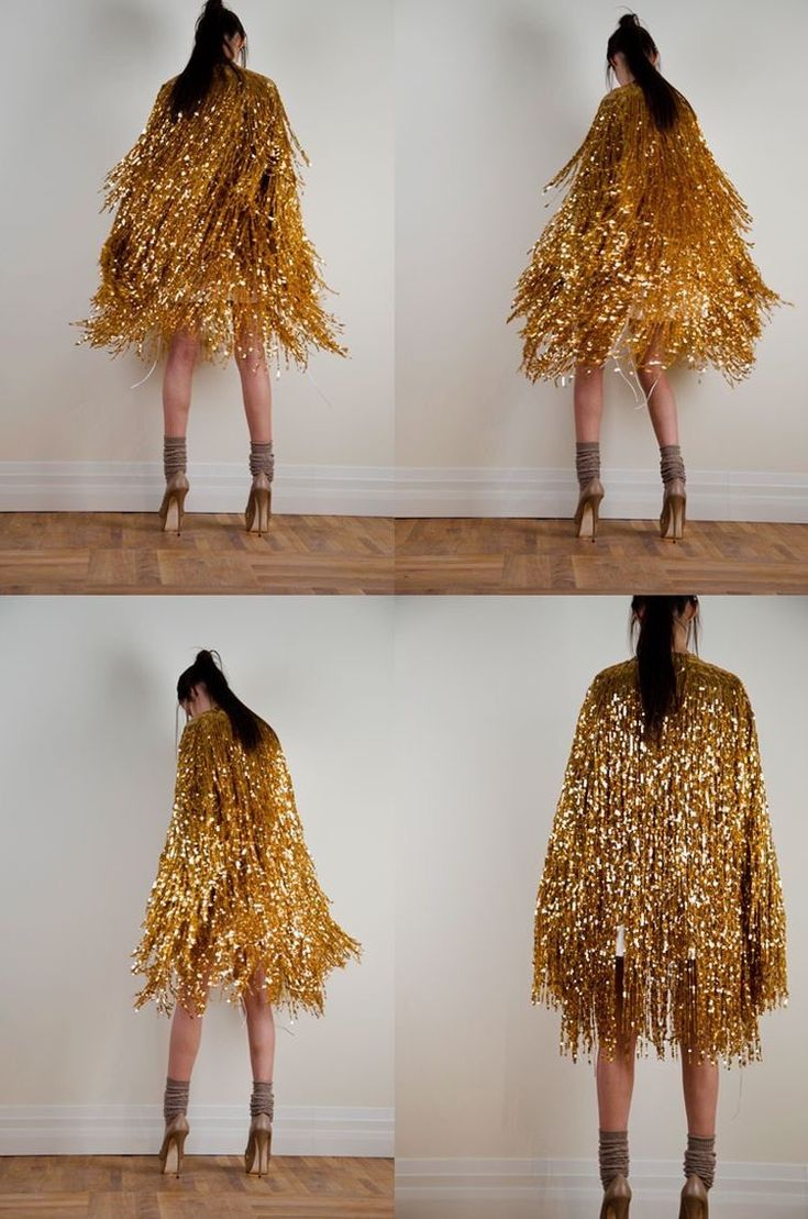 This is what I call a New Years outfit