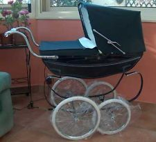 369 best vintage prams images on pinterest baby strollers pram sets and prams. Black Bedroom Furniture Sets. Home Design Ideas