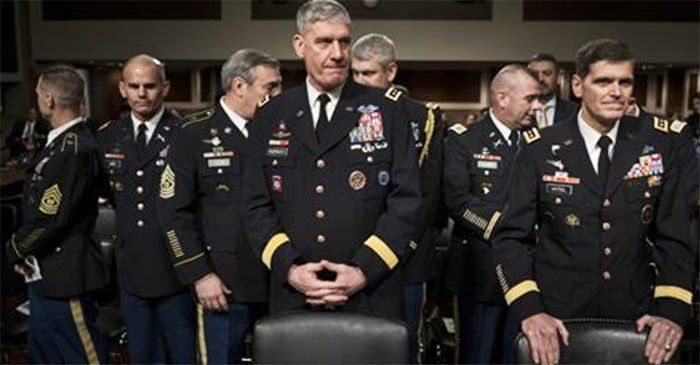88 US Generals Stand Together Against Hillary Clinton In One Massive Act Of Defiance