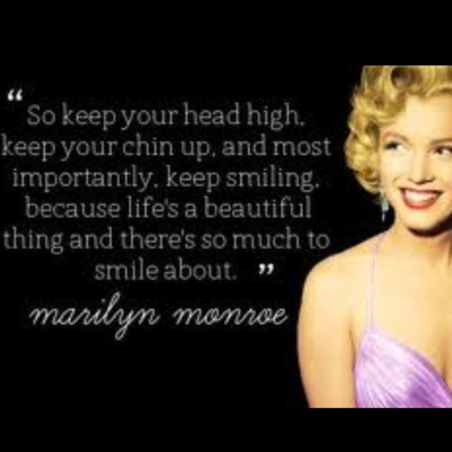 Short Marilyn Monroe Quotes: Words To Live By