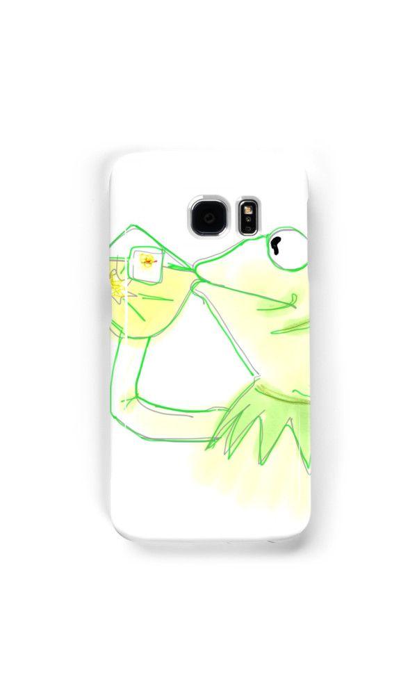 Kermit sipping Tea meme by rtgarden
