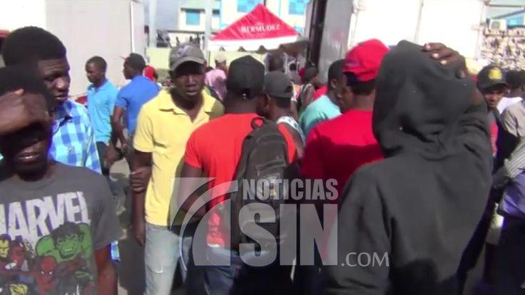 Ministerio de Defensa sostiene que 10 mil haitianos han sido repatriados en los últimos tres días
