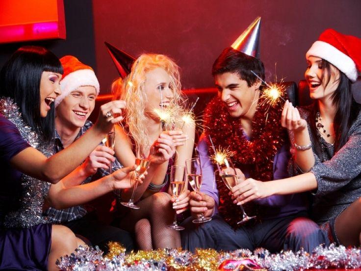 Новогодние развлечения для взрослой компании! » Женский Мир