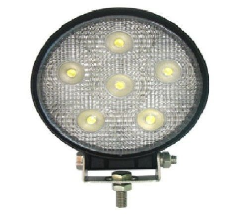 18W LED Work Light Lamp ATV Heavy Duty Boat Truck Jeep Offroad 4x4 Trailer 12V FLOOD Light (60 degree) by KDLED. Save 70 Off!. $18.00. 12v & 24v DC Input     6 x 3W High Power LEDs     1350 Lumen output (18W)     30,000+ hour life     Lower Power Consumption     Heavy Duty Design     Cool LED White     Aluminum Housing, Acrylic lens, Stainless Steel mounting bracket     Work Tempurature: -40°C to +5     Waterproof IP 67, Shock resistance 20G     Low Heat     Coating Aluminum Housing…