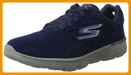Skechers Men's Go Run 400 Swift Running Shoes Navy/Grey 9.5 D(M) US
