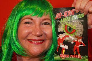 Writing Children's Books  Review Jo-Kin VS Lord Terra, A Children's Book .. #bookgiveaway http://robynopie.blogspot.com.au/2016/05/review-of-jo-kin-vs-lord-terra.html