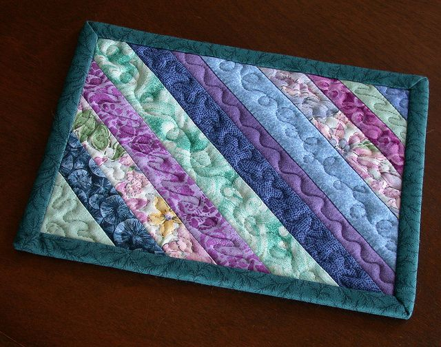 Best 25+ Mug rugs ideas on Pinterest | Quilted coasters, Place ... : quilt rugs - Adamdwight.com