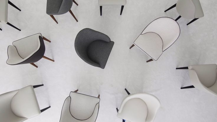 #whyberto n° 29 Why the chair Judy by BertO is not simply beautiful, but even intelligent. https://goo.gl/9rOOYb