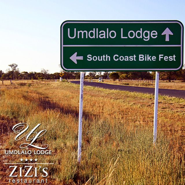 Make Umdlalo Lodge & Zizi one of your #pitstops on the way to the much anticipated South Coast Bike Fes! #SCBF2016 #FuelYourFun #KZNsouthcoast