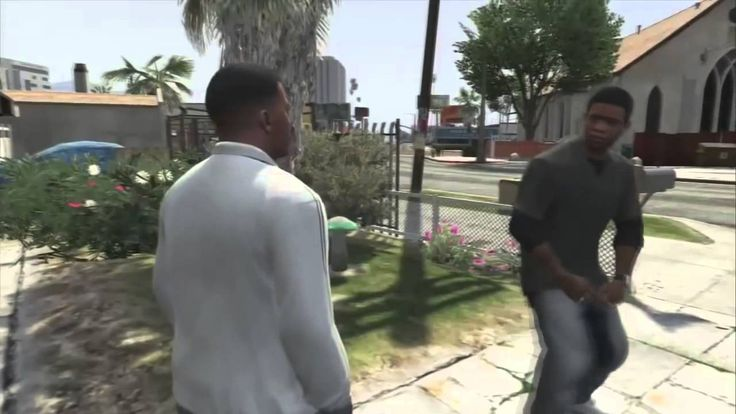 GTA 5 | Lamar Makes Sure Franklin Understands (Nigga Don't Hate Me Cause...