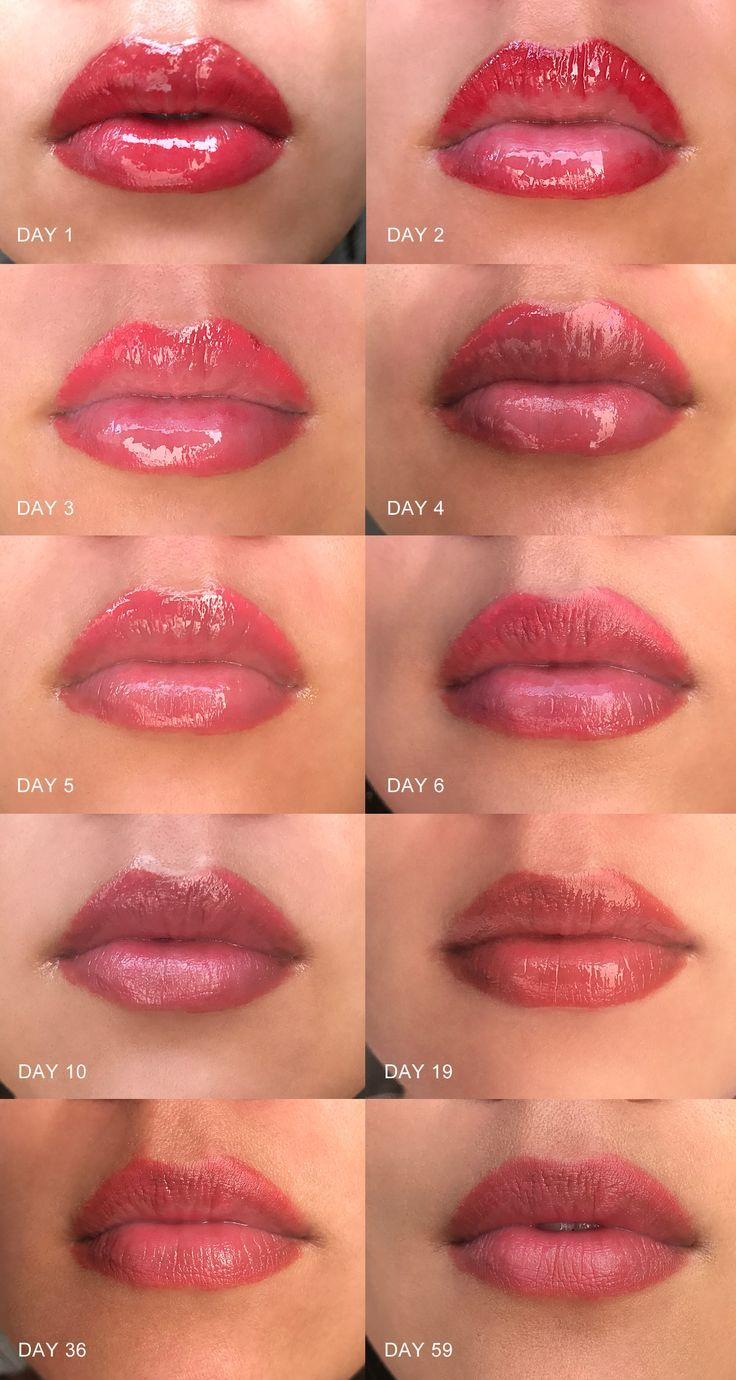 Permanent Makeup Lip Tattoos I Got My Lips Done Here S Why Permanent Make Up Augenbrauen