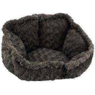 Nettdyret.no - Dyrebutikk - Fri frakt over 500,- Dreambed Grey 40cm - Hundeseng - Hund