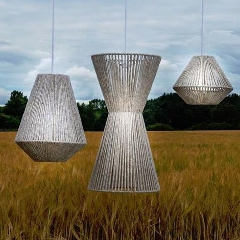 May 20, Lampshade Weaving with Jane Withers, London - Selvedge