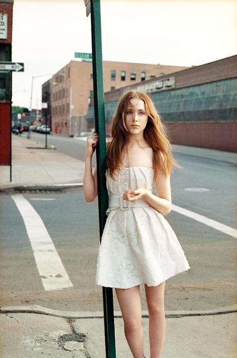 a young Evan Rachel Wood, 2006