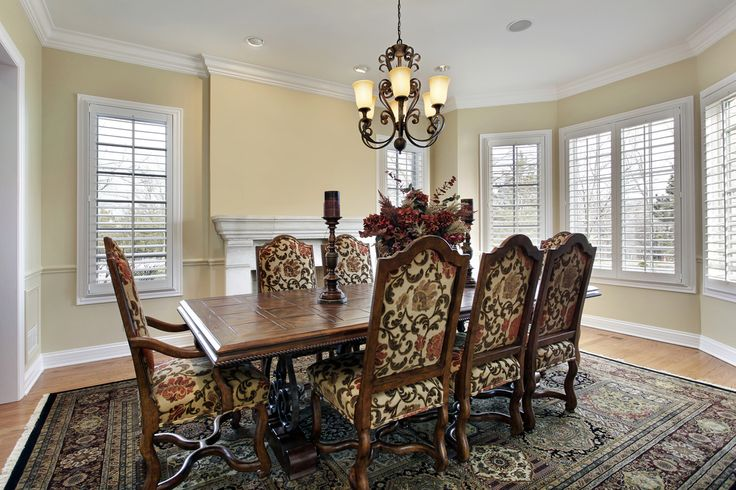 101 Dining Room Decor Ideas ([y] Styles, Colors And Sizes