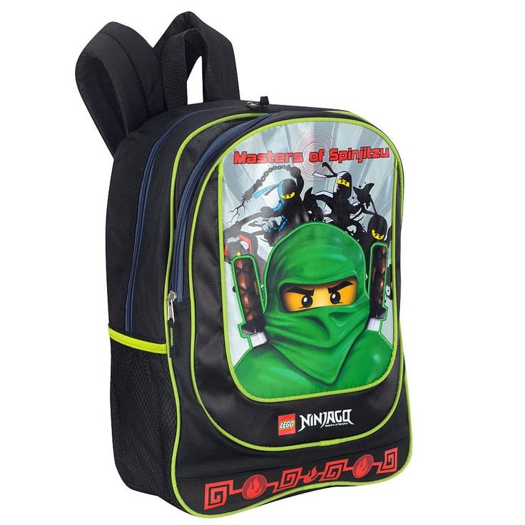 ninjago backpack