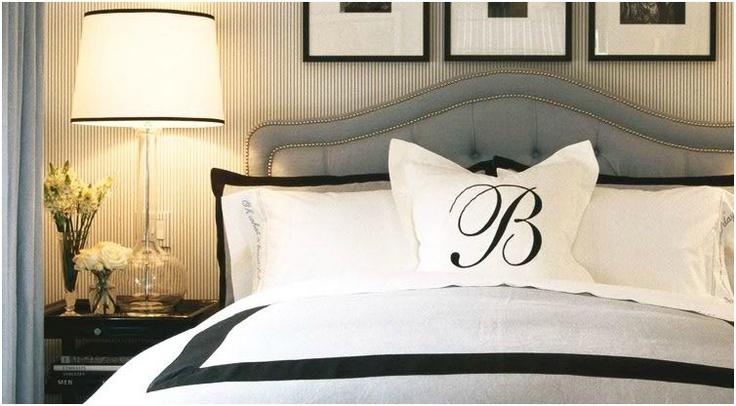 pinstripe #wallpaper designer Barclay Butera
