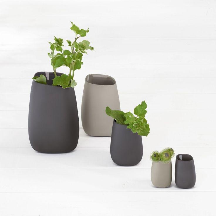 """Vase """"Aqua Blue"""" by ASA Selection"""