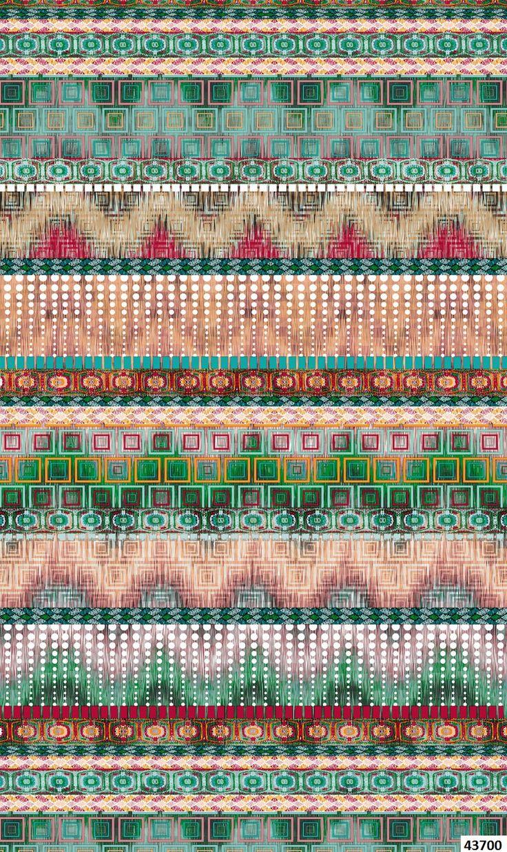 Estampa do dia Nanete Têxtil #estampa #estamparia #malha #print #tendência #nanete #fashion #viscose