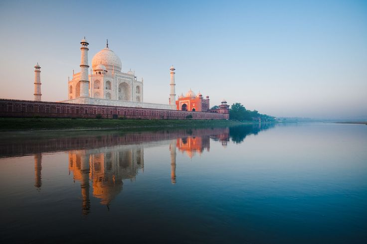 #tajmahal #india #travel #viaggi