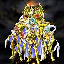 Resultado de imagem para 12 caballeros dorados saint seiya omega