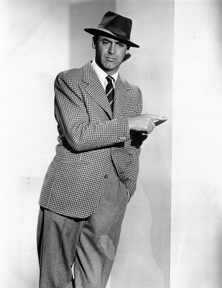 """Cary Grant en """"El solterón y la menor"""", 1947"""