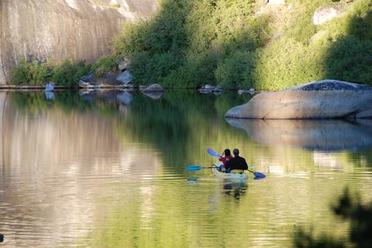 Angora Lake - South Lake Tahoe, CA