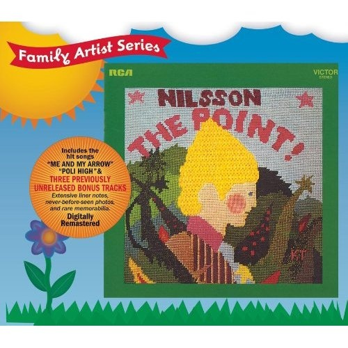 Harry Nilsson's The Point! narrated by Ringo Starr