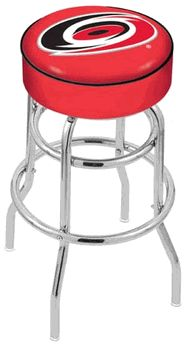 Carolina Hurricanes Bar Stool - click image to enlarge