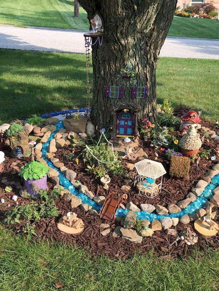 Fairy Gardening Fairy Gardening Feengartenarbeit Jardinage