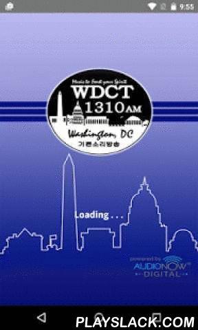Family Radio LTD  Android App - playslack.com ,  WDCT AM 1310 Family Radio, headquatered in Fairfax, VA is a 24/7 Christian Radio Station dedicated to the Korean Diaspora living in Washington D.C. area and United State of America. Now, enjoy our live radio shows with mobile App워싱턴의 꿈을 열어가는 한국인의 방송, WDCT AM 1310 기쁜소리방송 라디오앱을 다운받아 언제 어디서나 라디오를 청취하세요