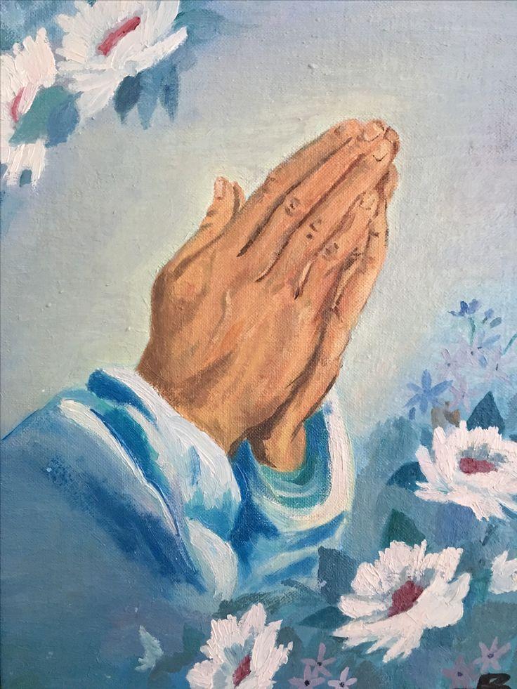 Pray continually.