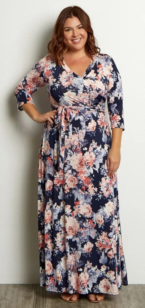 plus size maxi dresses for summer wedding
