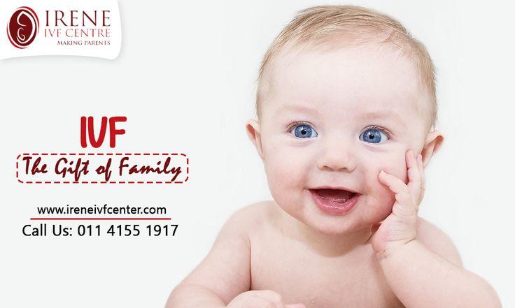 Irene  IVF Center The Gift of Family. Read more here:-http://ireneivfcenter.com/