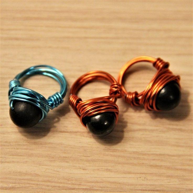 Buy shungite rings - Karelian Heritage Jewelry $10.00