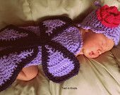 Butterfly Baby Costume - Butterfly Photo Prop - Baby Photo Prop - Baby Costume - Butterfly Costume for girls - Infant Butterfly Costume - pinned by pin4etsy.com