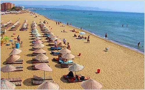 Sarimsakli_ayvalik, Turkey