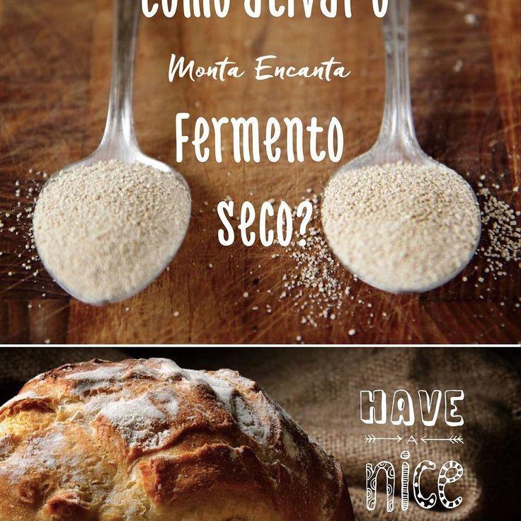 Como ativar o Fermento Seco?  O Fermento biológico é formado por leveduras, organismos vivos microscópicos, que são ativados quando entram em contato com o quente. Eles se alimentam do açúcar e da farinha. Eles liberam gás carbônico formando bolhas de ar dentro da massa ajudando no crescimento de pães e pizzas, conferindo-lhes sabor e leveza. Ao ativa-lo o pão fica ainda mais leve e mais saboroso. Faz diferença!  1.Defina a quantidade de fermento seco a ser utilizada, conforme a receita…