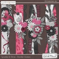 Border - Connie Prince :: Designers :: Gotta Pixel Digital Scrapbook Store