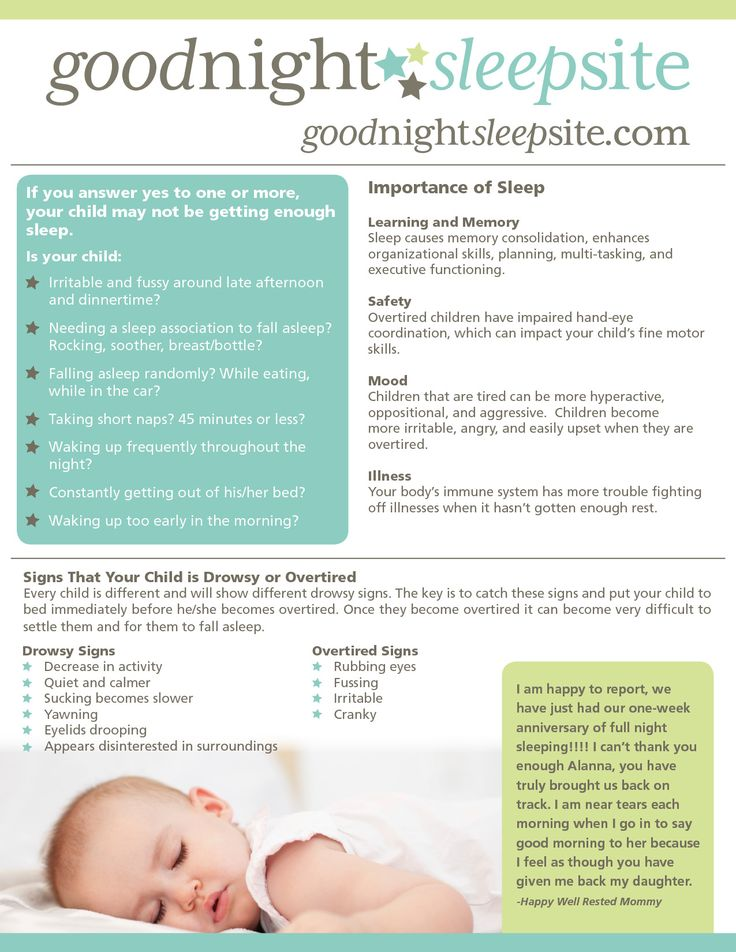 Some sleep tips for my sleepy parents...