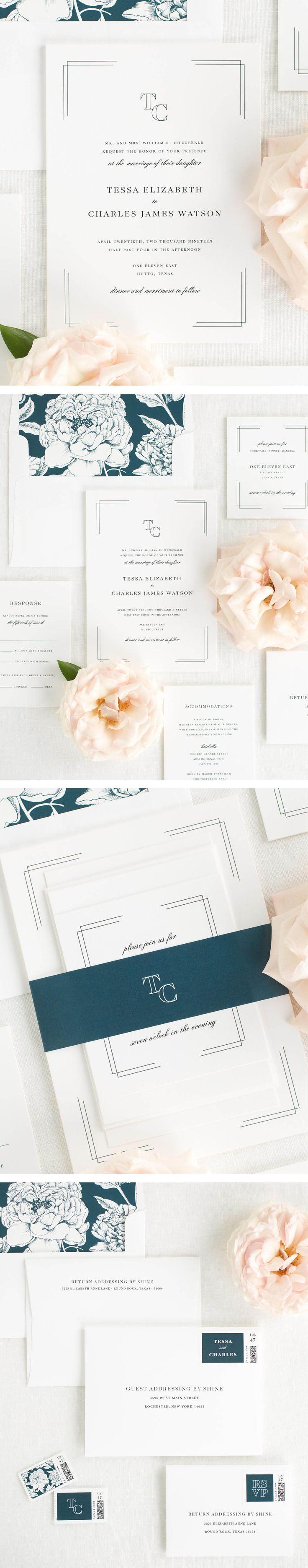 deer hunter wedding invitations%0A Tessa Wedding Invitations