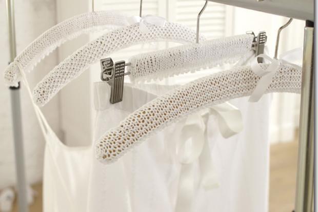 kleiderbügel umstricken