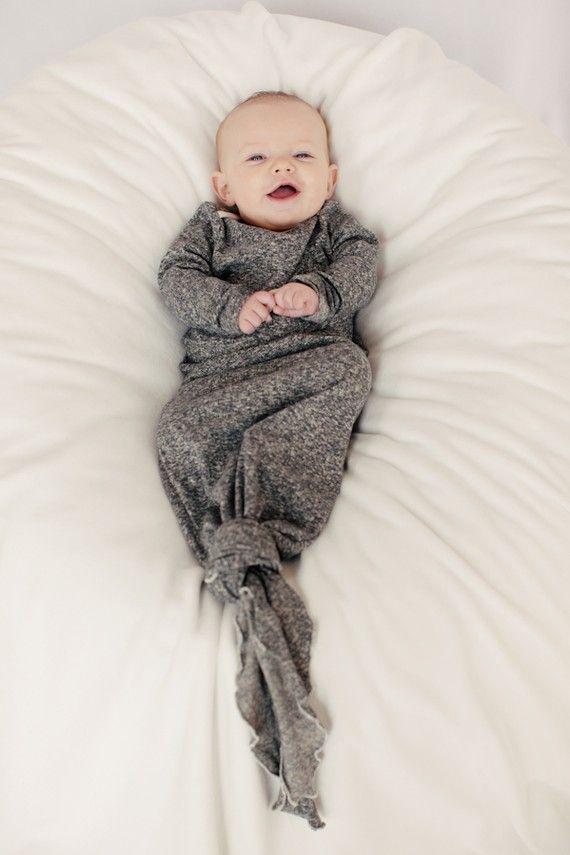 Knottie baby sleeper