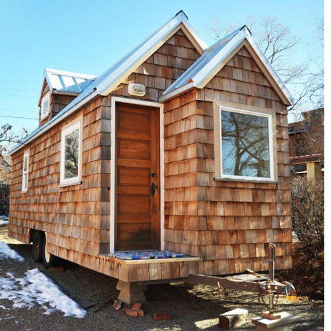 Best 24′ Cedar Shingled Home Santa Fe Nm 300 Sq Ft Hand 400 x 300