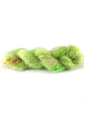 #17 Mohair Handdyed By Charlotte Spagner